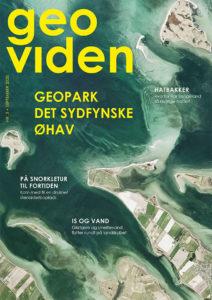 Forside til Geoviden 3, 2020